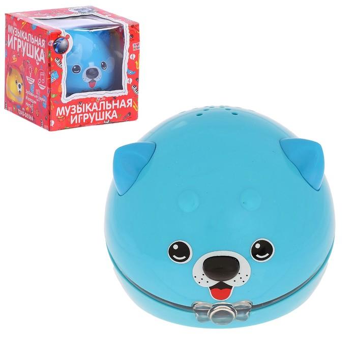Музыкальная игрушка «Е-нотка» забавные звуки, мелодии, световые и звуковые эффекты МИКС