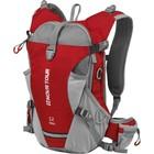 Рюкзак Вело 12, Красный/Серый