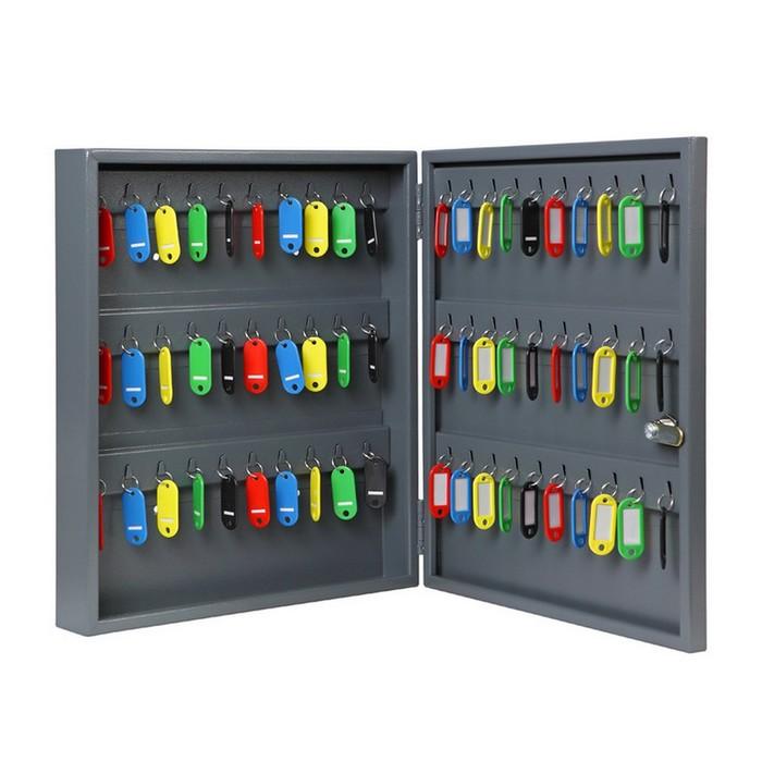 Ключница, брелоки в комплекте на 60 ключей