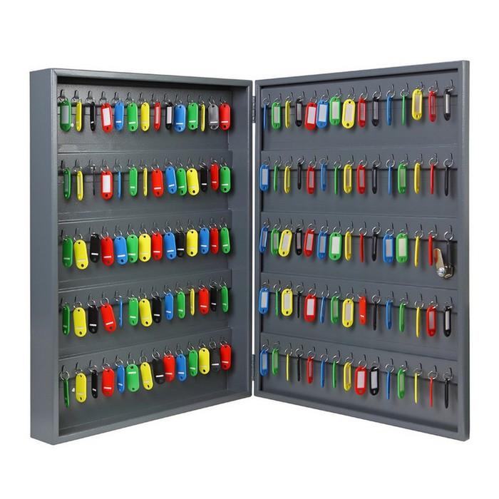Ключница, брелоки в комплекте на 130 ключей