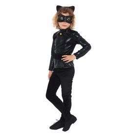 Карнавальный костюм «Супер-кот», размер 30, рост 116 см