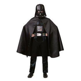 """Карнавальный костюм """"Дарт Вейдер"""", текстиль, р-р 32, рост 122 см"""