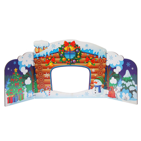 Christmas puppet theatre