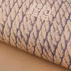 Бумага упаковочная крафтовая «Тому кто может все», 50 × 70 см