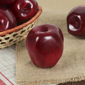 Artificial Burgundy Apple