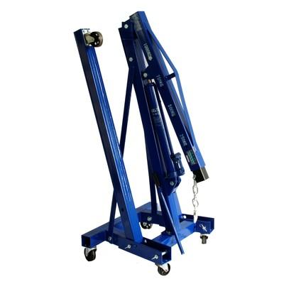 Кран гидравлический AE&T T62201, 1т, складной , 2 места, высота крюка 0-2250мм