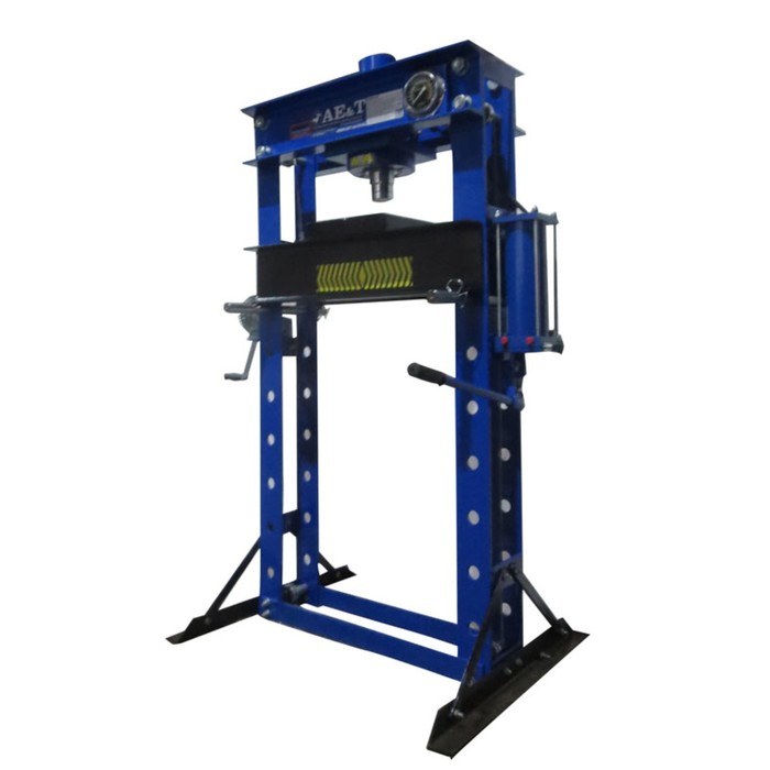 Пресс AE&T T61250M, гидравлический, 50т, диапазон 0-960мм, рабочая зона 695мм