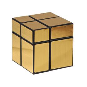Игрушка механическая «Квадрат», 5,5х5,5х5,5 см, цвет золотой