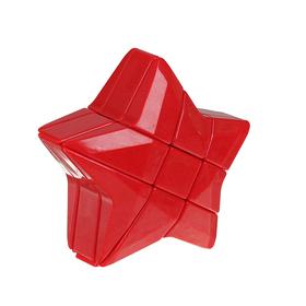 Игрушка механическая «Звезда», цвет красный
