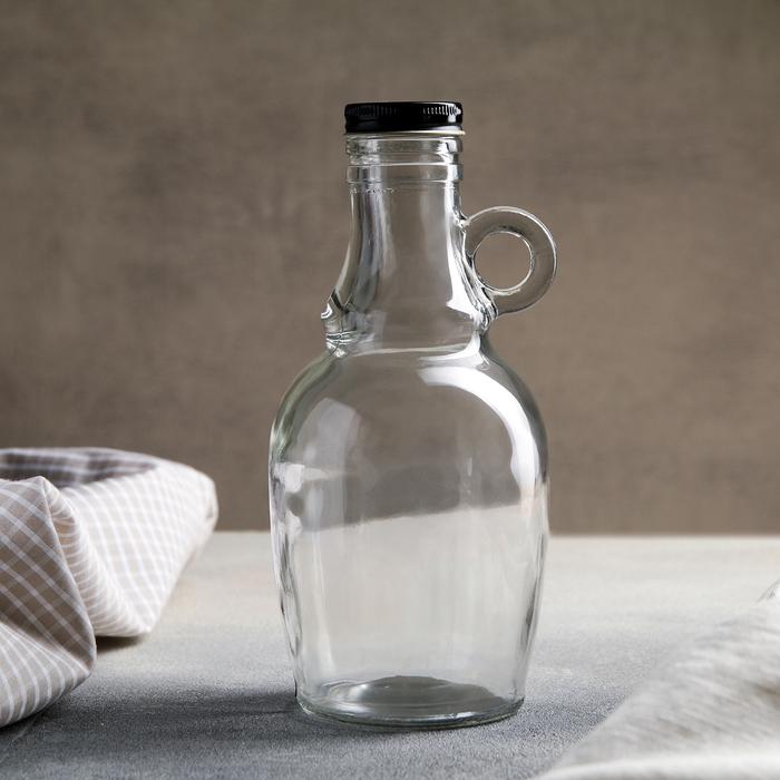 Бутыль для соусов и масла «Луи», 550 мл, 9,5×9,5×19,5 см - фото 308063459