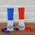"""Whistle-the racket of a fan """"Russia is power!"""" 17 cm, MIX color"""