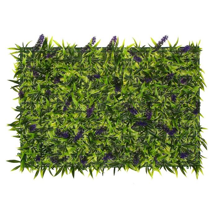 Декоративная панель, 40 × 60 см, «Полевые цветы»