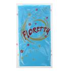 """Скатерть нетканая """"Floretty"""", голубая, 120х160 см"""