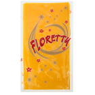 "Скатерть нетканая ""Floretty"", жёлтая, 120х160 см"