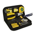 Набор инструмента FIT, 9 предметов, нейлоновая сумка