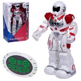 Робот радиоуправляемый «I-ROBOT», ходит, световые и звуковые эффекты, работает от аккумулятора Ош