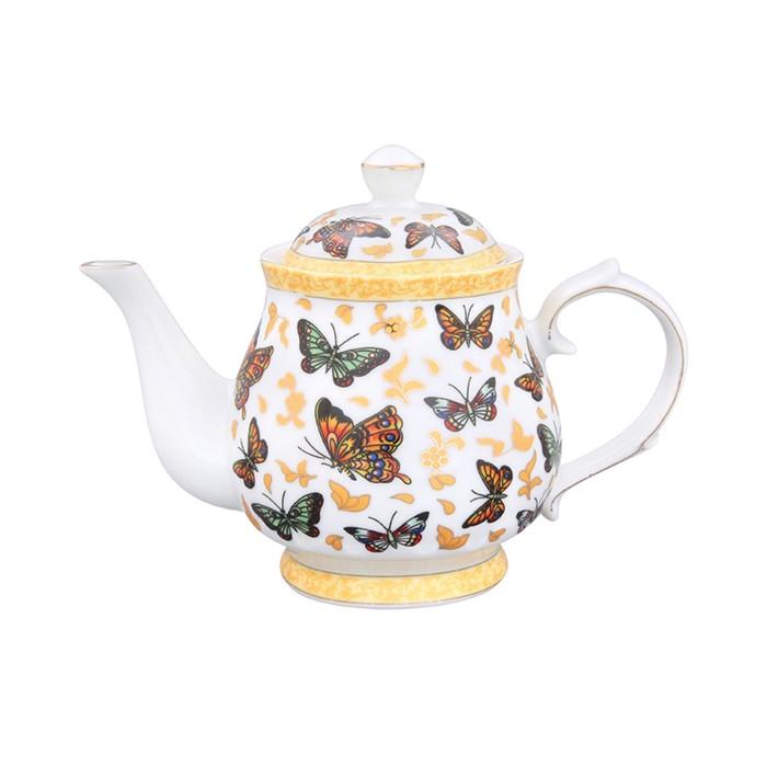 Чайник «Бабочки», объём 430 мл
