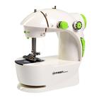 Швейная машинка FIRST FA-5700, 2 скорости, от 4 батареек АА, реверс, белый