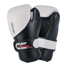 Перчатки спарринговые CENTURY  C-Gear   WHITE/BLACK L  11540 110 215