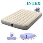 Кровать надувная Deluxe Full 137х191х25 см 64102 INTEX
