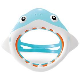 Маска для плавания «Морские животные», от 3-8 лет, цвета МИКС, 55915 INTEX