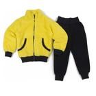 """Костюм для девочки """"Карамельки"""", рост 98 см, цвет жёлтый М1026"""