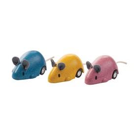 Заводная деревянная игрушка «Мышка» в Донецке