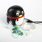 """Небулайзер ERGOPOWER ER-403, 60 Вт, """"Пингвин"""""""