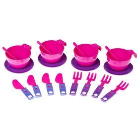 Набор игрушечной посуды 'Для завтрака' Ош