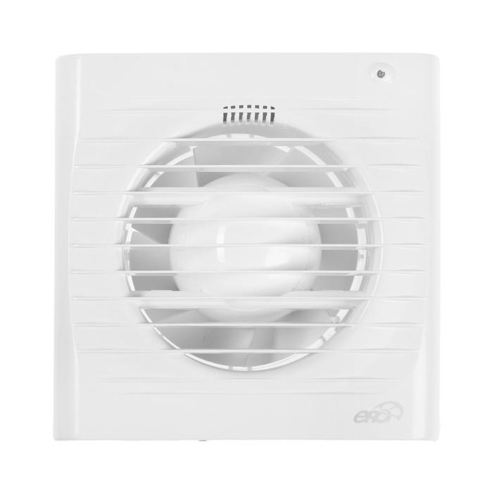 Вентилятор вытяжной ERA 4С, 150х150 мм, d=100 мм, 220‒240 В, с обратным клапаном