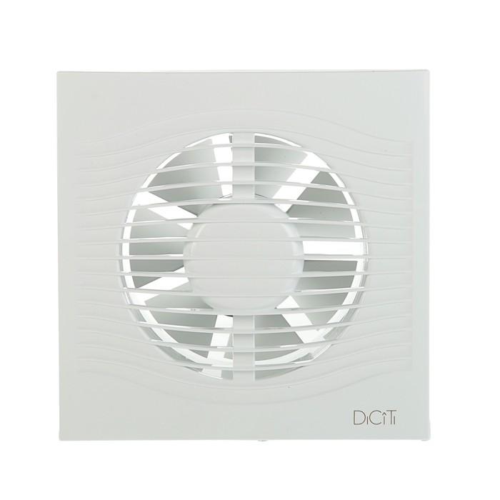 Вентилятор вытяжной DiCiTi SLIM 5, 180х180 мм, d=125 мм,  220‒240 В