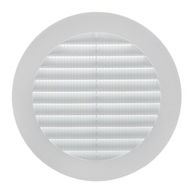 Решетка вентиляционная ERA 10 РКС, d=100 мм
