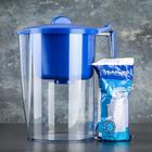 Фильтр-кувшин «Барьер-Классик», 3,2 л, цвет синий
