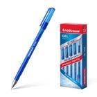 Ручка гелевая G-ICE, узел 0.5 мм, чернила синие, длина линии письма 500м