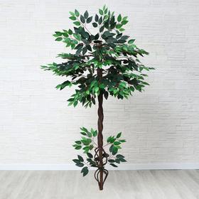 Дерево искусственное с корнями Ош