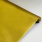 Бумага цветная, металлизированная, в рулоне 500 х 2000 мм, Sadipal, золотой