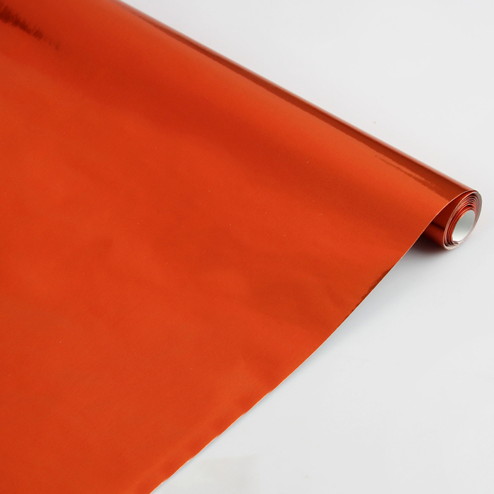 Бумага цветная Металлизированная в рулоне 500*2000 мм Sadipal медный 12743