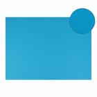 Картон цветной, Двусторонний: текстурный/гладкий, 210 х 297 мм, Sadipal Fabriano Elle Erre, 220 г/м, бирюза, AZZURRO