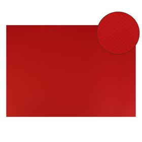Картон цветной, Двусторонний: текстурный/гладкий, 210 х 297 мм, Sadipal Fabriano Elle Erre, 220 г/м, бордо, CILEGIA