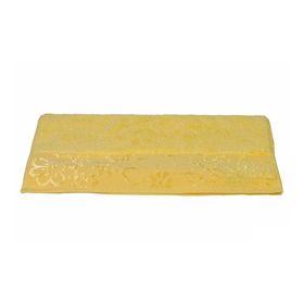 Полотенце Dora, размер 50 х 90 см, жёлтый