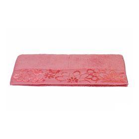 Полотенце Dora, размер 50 х 90 см, розовый