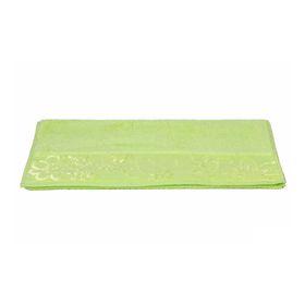 Полотенце Dora, размер 70 х 140 см, зелёный