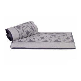 Полотенце Hurrem, размер 50 × 90 см, серый