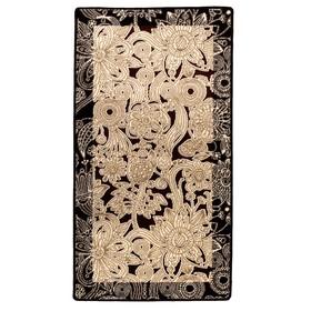 Ковёр Кашемир 50117/26, размер 80х150 см, ворс 8мм, 1890 г/м2,100% ПП