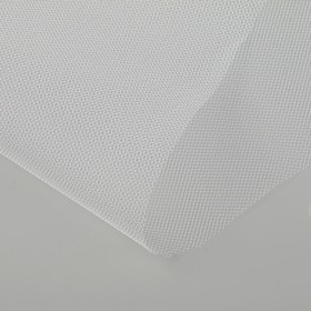 Tulle for wedding decor, 0,5x0,5 m, white
