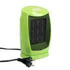 Тепловентилятор Irit IR-6001, 950 Вт, керамический нагревательный элемент, зеленый
