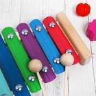 Металлофон разноцветный - фото 105637810