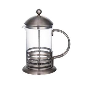 Кофейник френч-пресс, объём 0,6 л