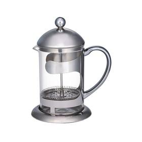 Кофейник френч-пресс, объём 0,8 л