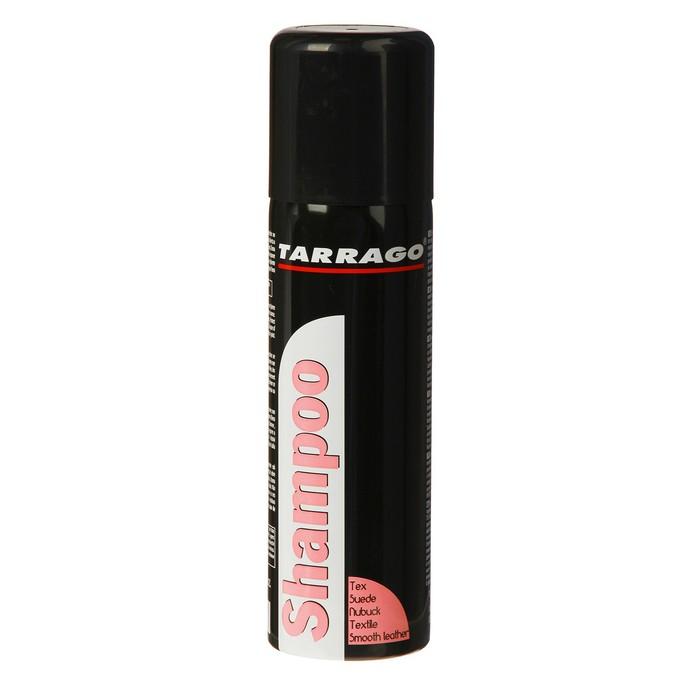 Пена-очиститель для кожи, замши, нубука, текстиля Tarrago Shampoo, 200 мл